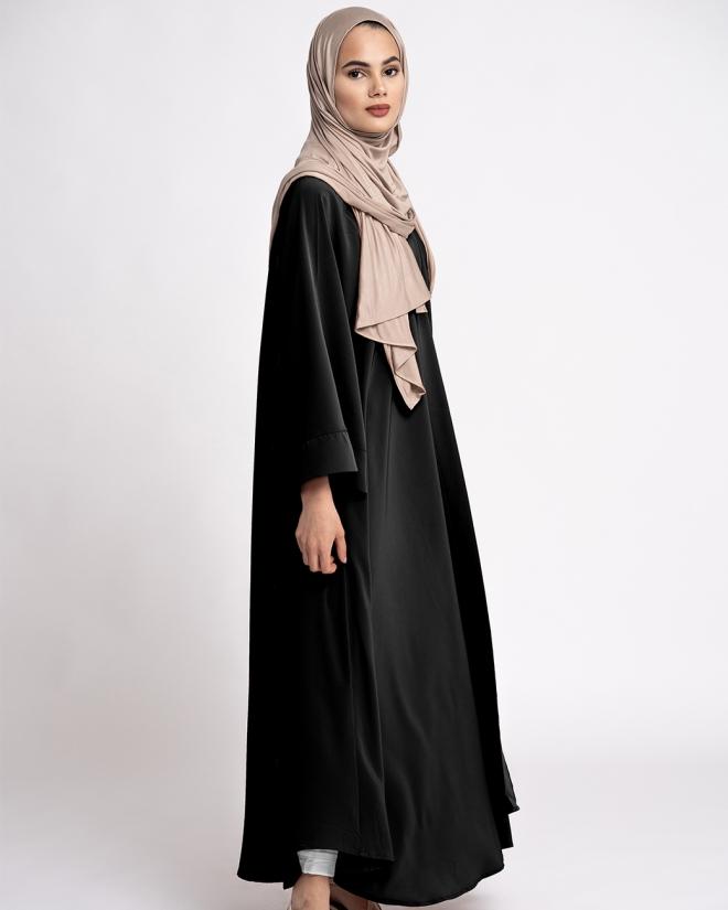 Dubai Abaya black