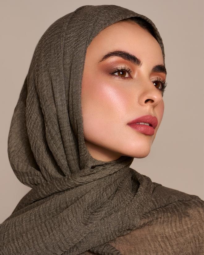 Daily Hijab Olive