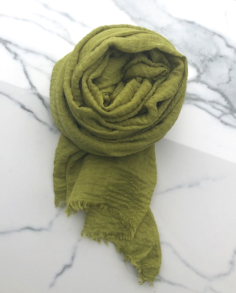 Daily Hijab lime