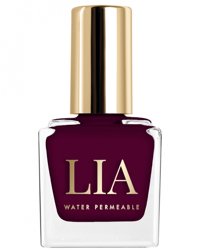 LIA Halal Nagellack ,,blueberry,,