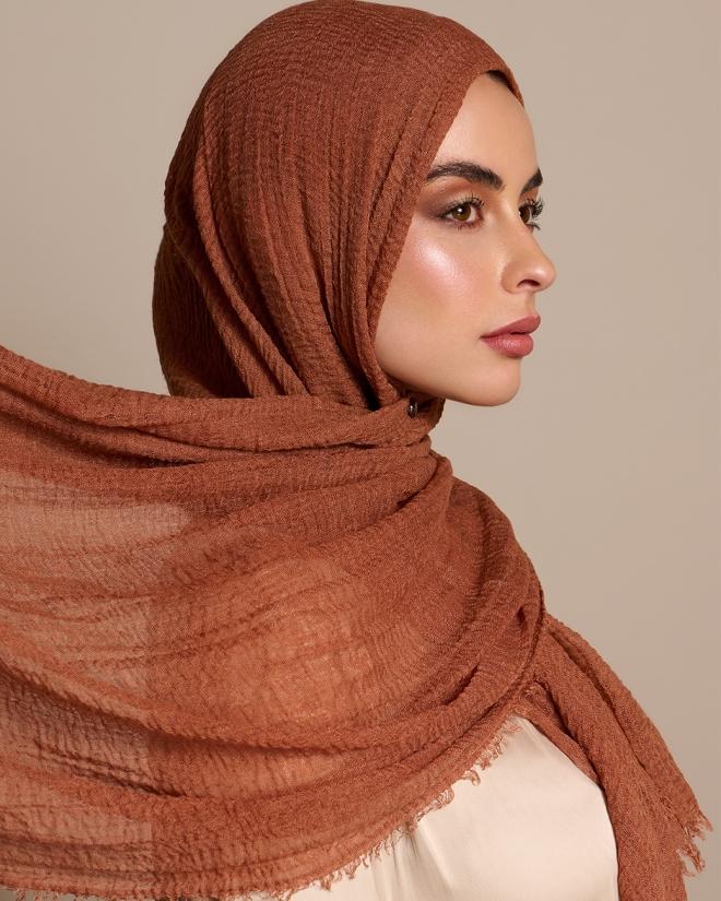 Daily Hijab Rusty