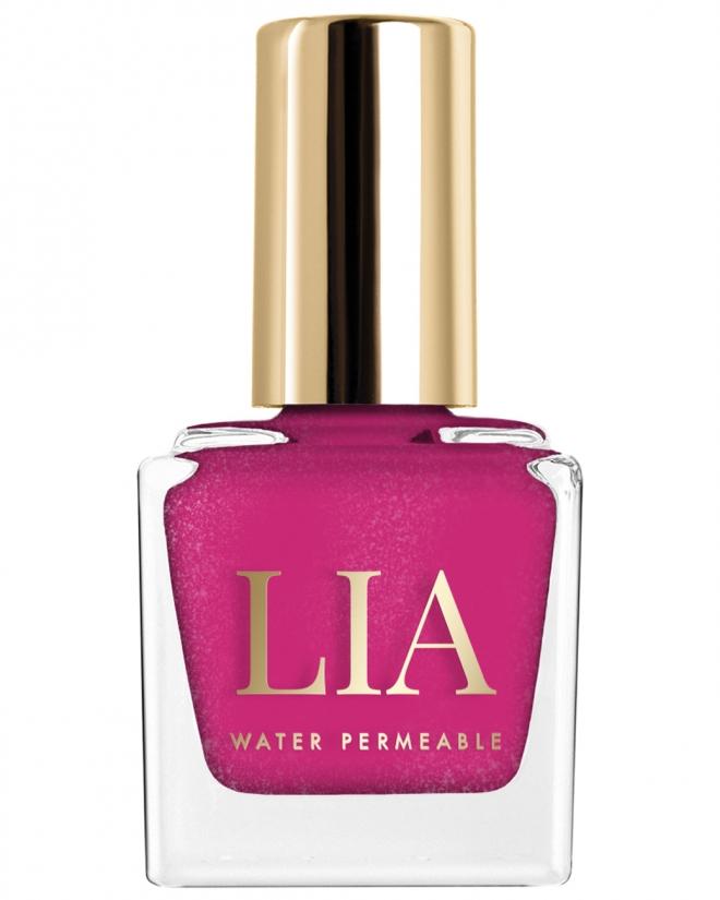 LIA Halal Nagellack ,,pink shock,,