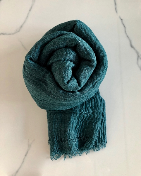 Daily Hijab smaragd
