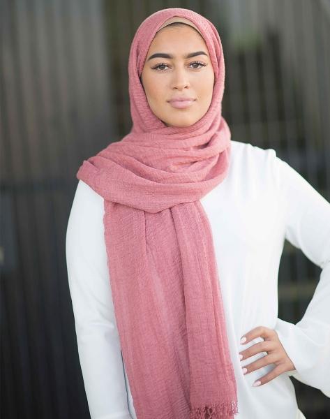 Daily Hijab rosy