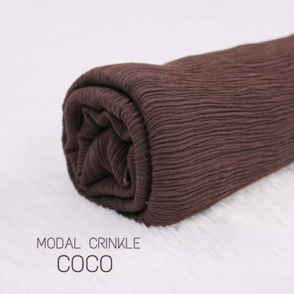 CRINKLE HIJAB- COCO