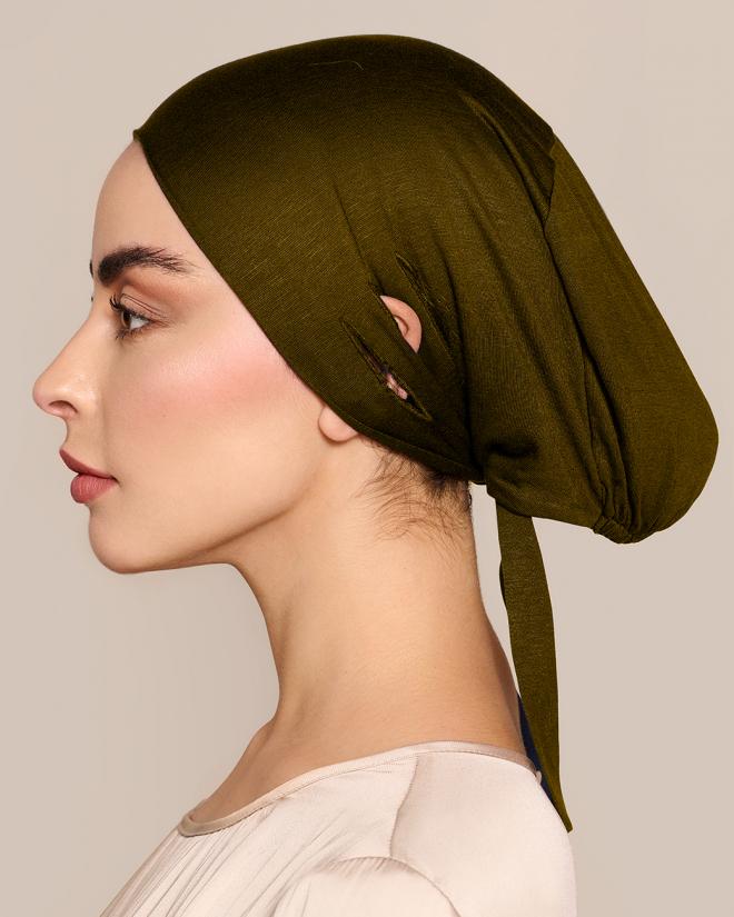 Under head scarf vanilla