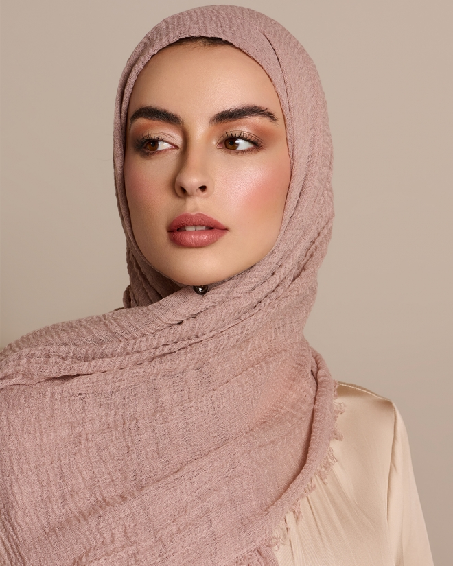 "Daily Hijab ""Blush"""