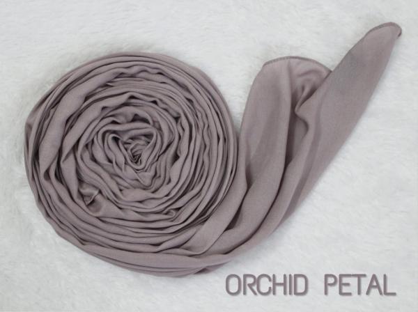 COTTON MODAL HIJAB - ORCHID PETAL