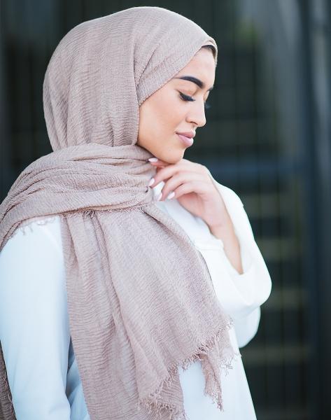 Daily Hijab beige