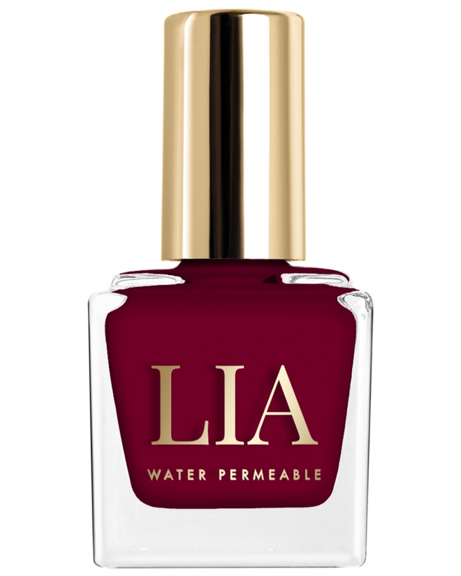 LIA Halal Nagellack ,,grape,,