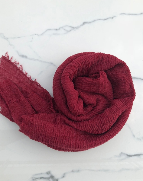 Daily Hijab berry