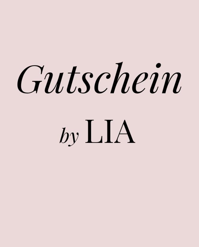 GUTSCHEIN by LIA