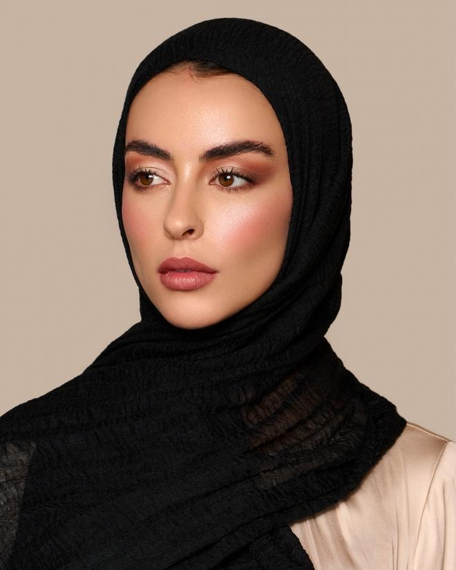 Daily Hijab Black
