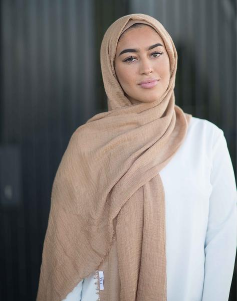 Daily Hijab Caramel
