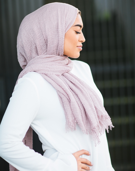 Daily Hijab Rose